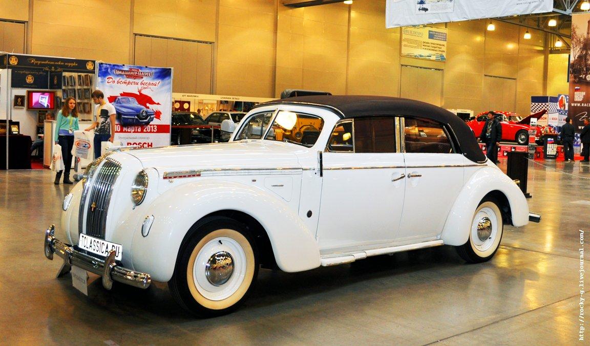 XX Олдтаймер галерея - Opel Admiral