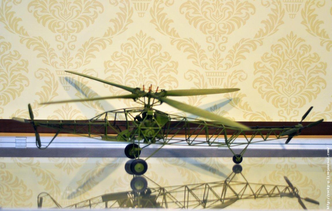 XX Олдтаймер галерея - ЦАГИ 1-ЭА