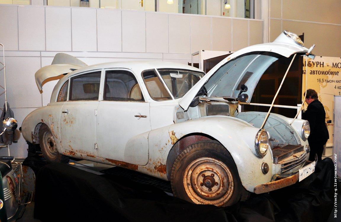 XX Олдтаймер галерея - Tatra 87