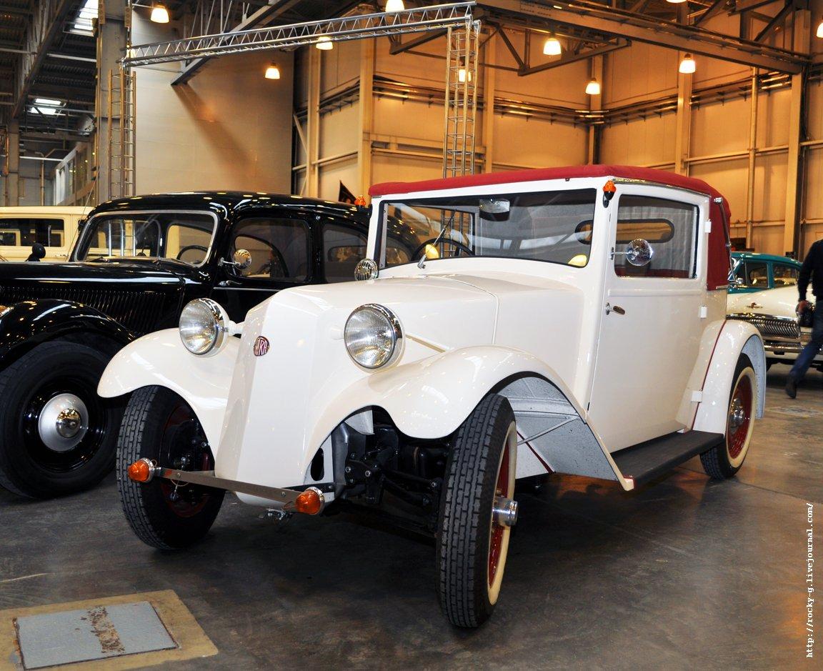 XX Олдтаймер галерея - Tatra T11