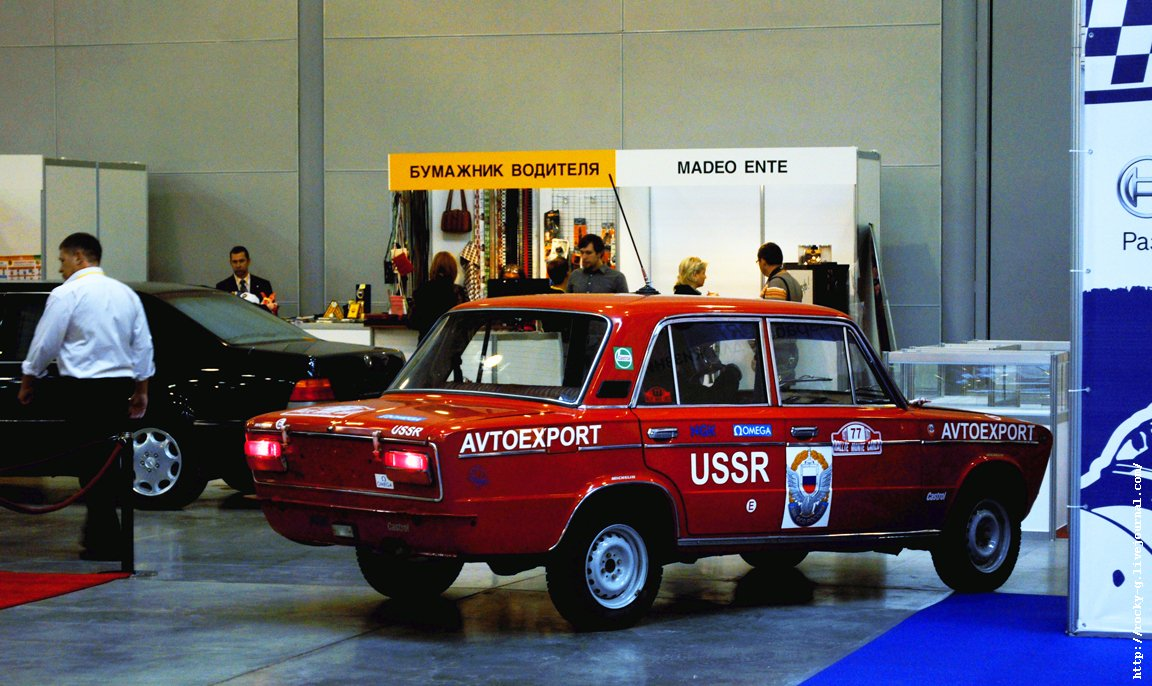 XX Олдтаймер галерея - ВАЗ - 2103