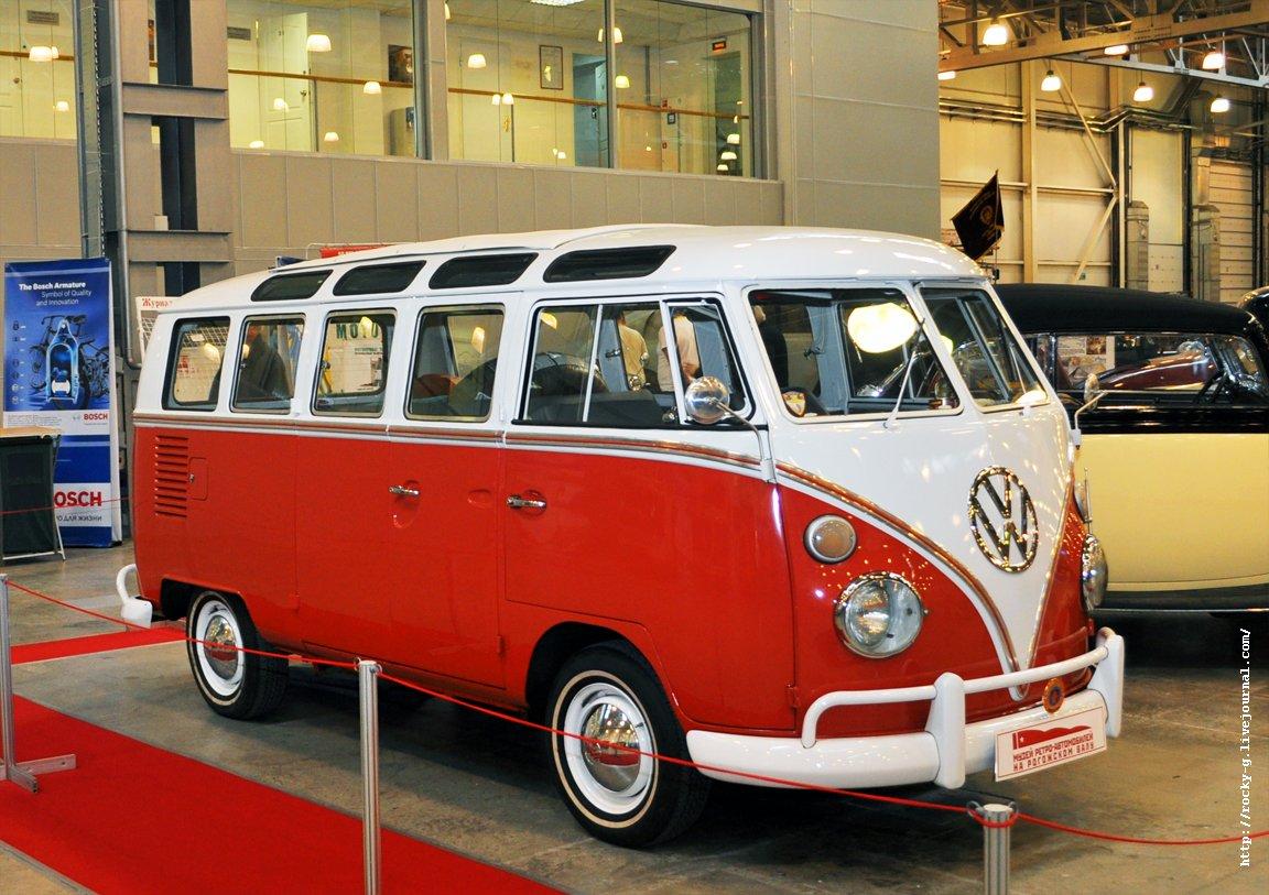 XX Олдтаймер галерея - Volkswagen T1