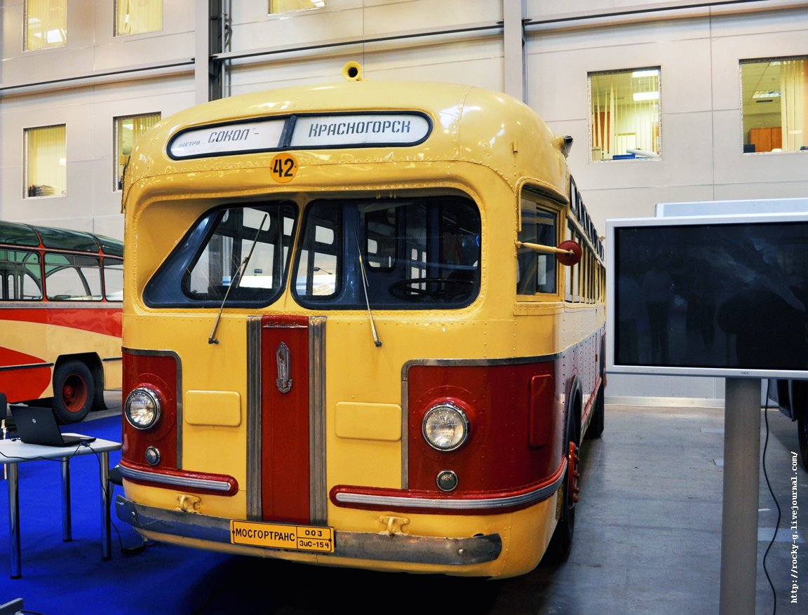 XX Олдтаймер галерея - ЗИС-154