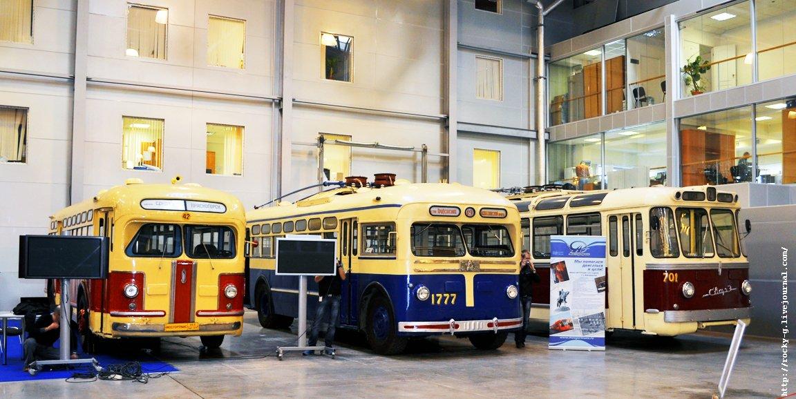 XX Олдтаймер галерея - ЗИС-154 МТБ-82 СВАРЗ-МТБЭС