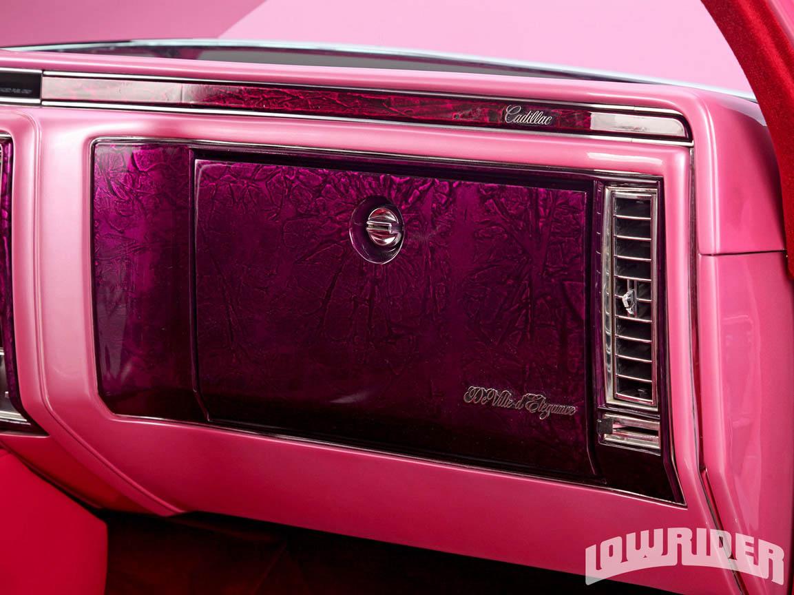 1979 Cadillac Coupe De Ville Glove Compartment