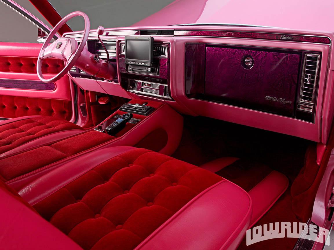1979 Cadillac Coupe De Ville Interior