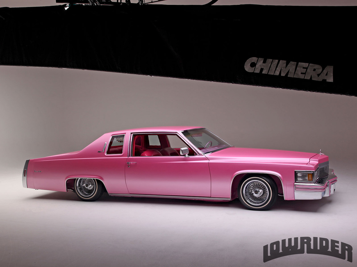 1979 Cadillac Coupe De Ville Right Side View