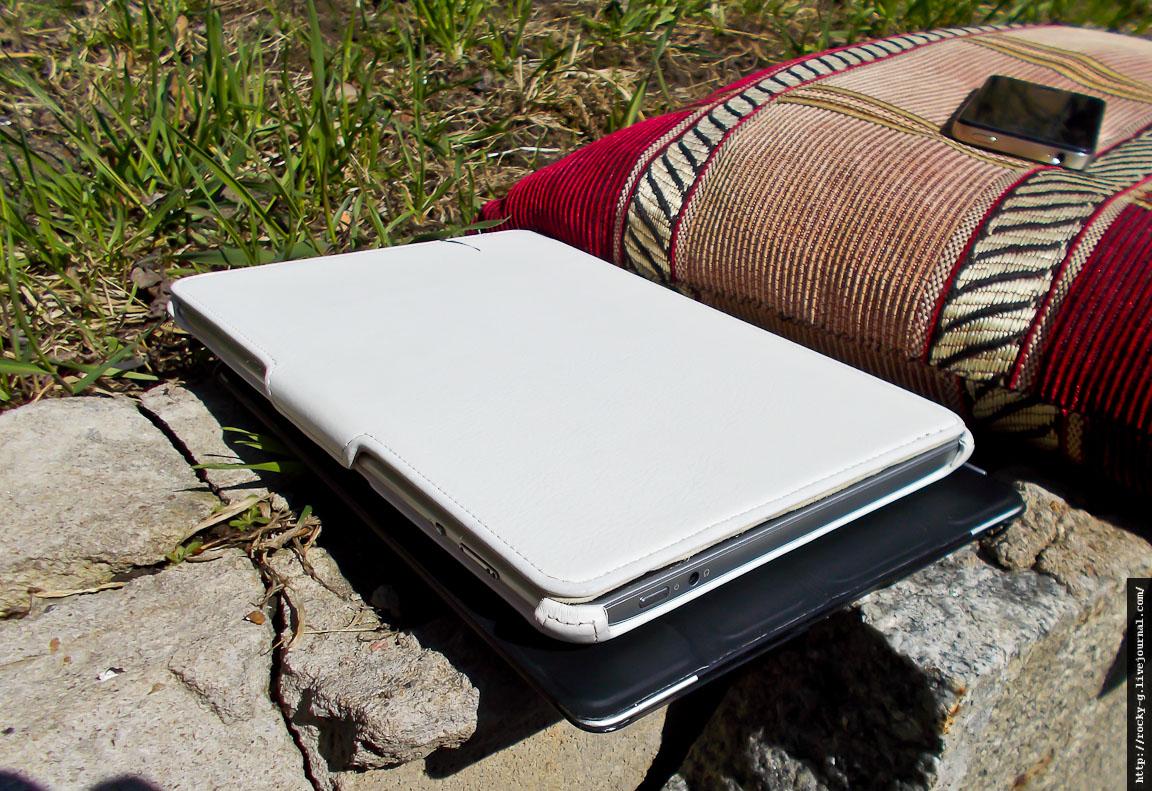 iPad - лучшая подстилка под ваш Acer
