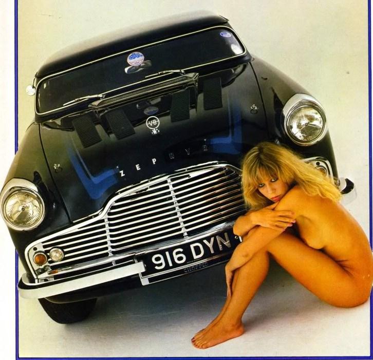 Девушки и автомобили. Ретроспектива
